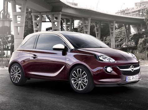 opel adam disponibile anche gpl la tua auto