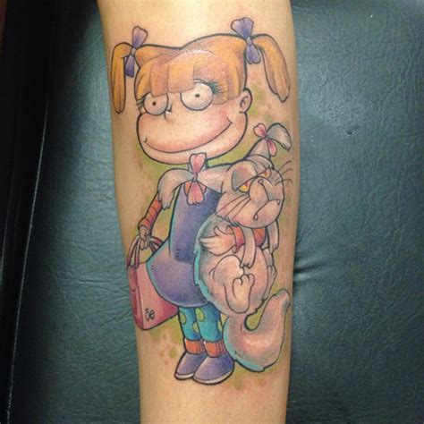 rugrats tattoo tattoo collections