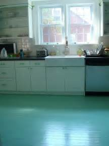 Painted Kitchen Floor Ideas Painted Pepper Sunlight Painted Floors