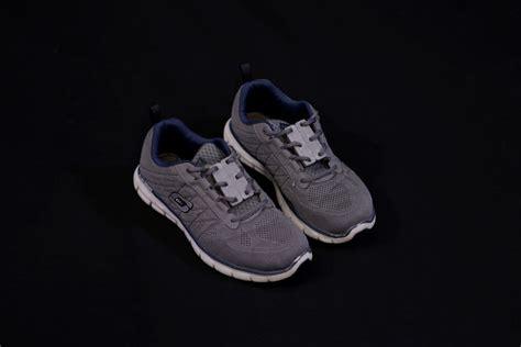 Magnetic Shoelaces 3d printed magnetic shoelaces by adafruit pinshape
