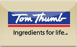 sell tom thumb gift cards raise - Tom Thumb Gift Cards