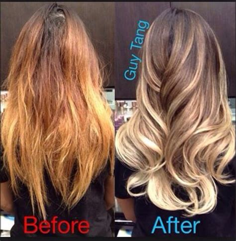 before orange brassy hair after beautiful ash blonde my hair ash blonde on orange hair before and after