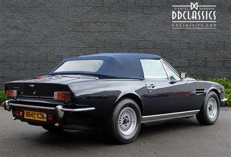 Aston Martin V8 Volante For Sale by Aston Martin V8 Volante Lhd