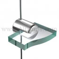 Shelf Support Systems by Shelf Support Up To 6 Mm Cable Display Systems