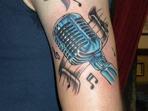 microphone tattoo on foot microphone tattoos for women s arms shannon mums custom