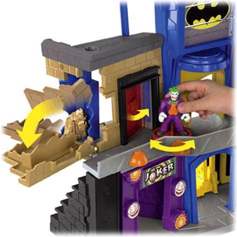 Imaginext Dc Friends Gotham City imaginext dc friends batman gotham city playset new