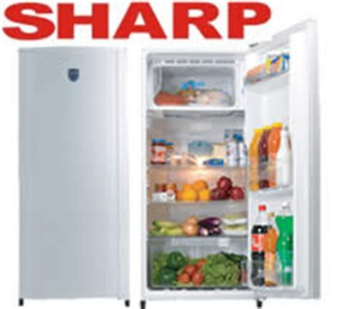Lemari Es Sharp Samurai Sj F231s daftar harga kulkas lemari es1 pintu sharp bulan april