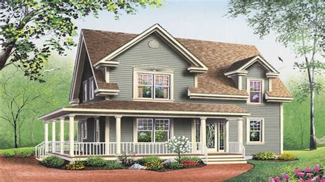 small farm house plans two beds small farmhouse plans with porches small country