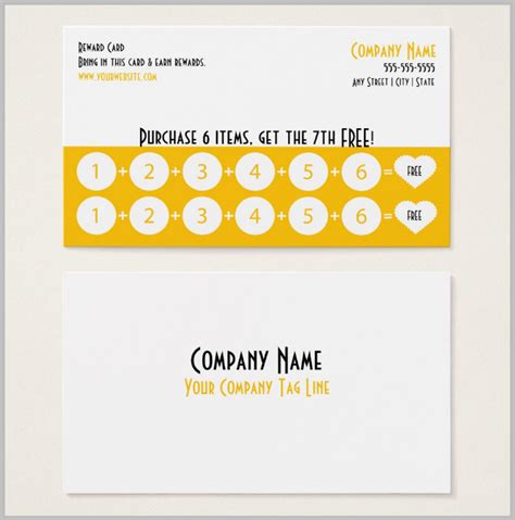 14 Restaurant Punch Card Designs Templates Psd Ai Free Premium Templates Restaurant Loyalty Cards Templates