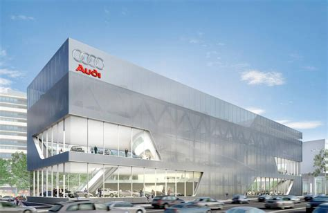 audi headquarters vw to help audi boost us sales autoevolution