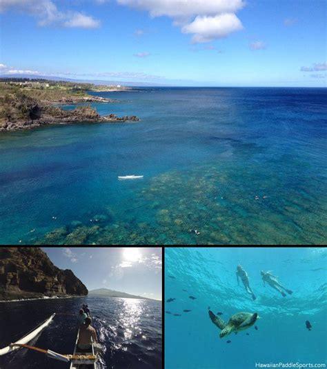fast boat maui exploring maui thru hawaiian paddle sports