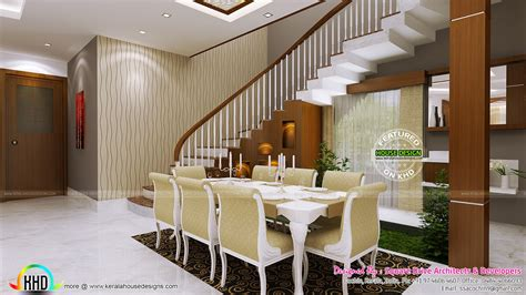 tag  kerala house dining hall design dining room