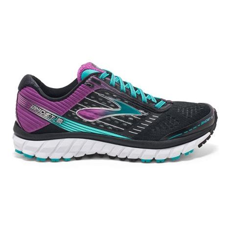 womens black athletic shoes cushioning running shoes road runner sports