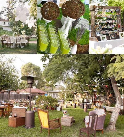 Diy Backyard Wedding Ideas by 2015 Wedding Ideas For Backyard Wedding