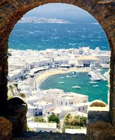 paradise on mykonos island greece places to see in your lifetime