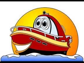 dibujos animados barcos ni 241 os