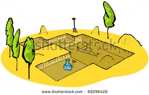 site clipart excavate clipart clipground