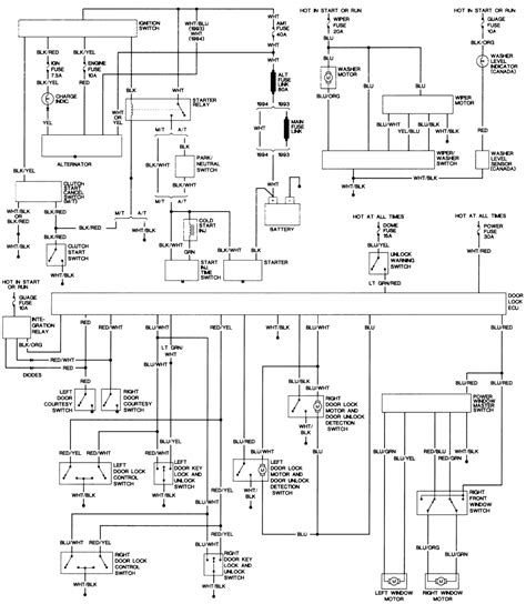 94 chevy light wiring diagram 94 get free