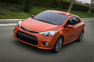 kia new cars 2014 2014 kia forte koup completes trio of new compact cars j