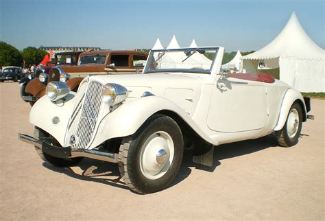 Citroen Traction by Citro 235 N Traction Avant