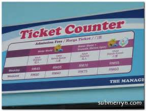 World Ticket Price Taman Tema Air Di Malaysia Yang Best Cari Infonet