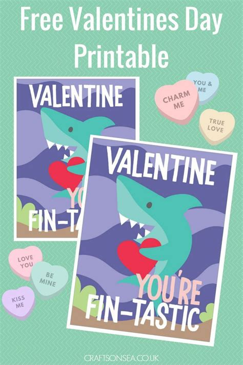 s day mp4 free free shark valentines day printable