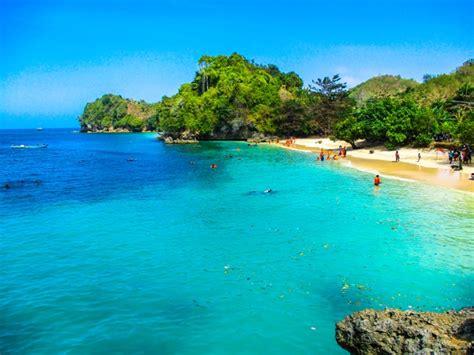 pantai 3 warna keren pantai 3 warna ada di indonesia unikwow