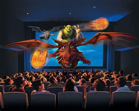 Home Theater Plans by Shrek 4 D At Universal Studios Florida Orlando Informer