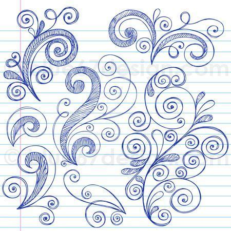doodle imagine draw notebook 78 best images about dibujo y tutoriales on