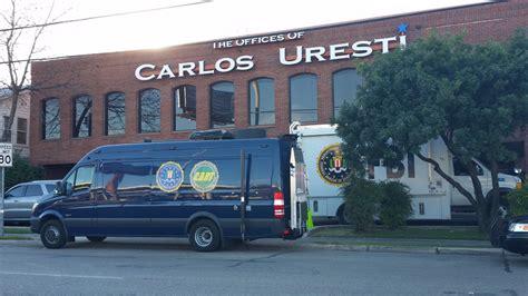 Irs Office In Houston by Fbi Irs Raid State Sen Carlos Uresti S San Antonio