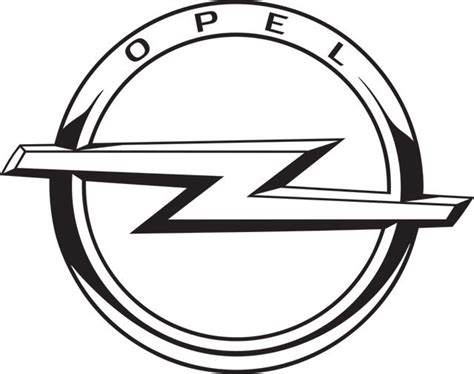 Opel Symbol by 25 Best Ideas About Car Symbols On Car Brand