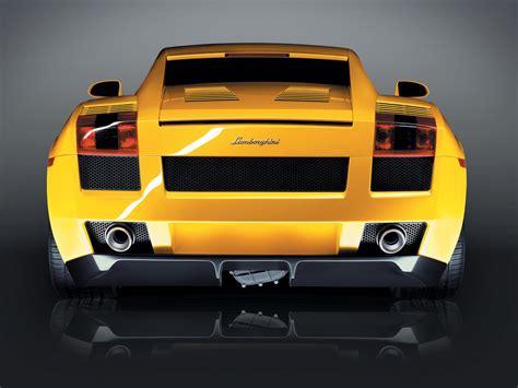 Lamborghini Gallardo Rear Lamborghini Gallardo Rear 1280x960