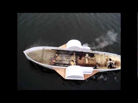 rc boats glasgow rc paddle steamer glasgow steam tug boat youtube