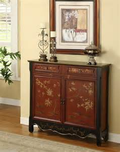 Door Entry Furniture Chinoiserie Antique Style Chest Cabinet Buffet