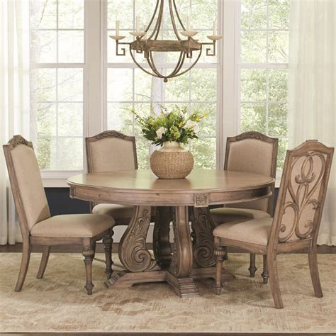 coaster dining room table coaster ilana 122210 traditional dining table with