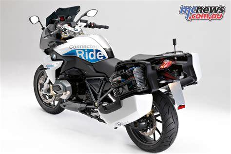 Bmw Motorrad Forum R 1200 Rs by Bmw R 1200 Rs Connectedride Prototype Mcnews Au