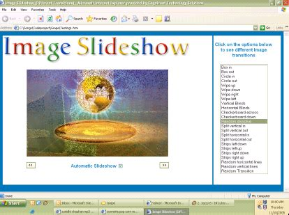 tutorial javascript slideshow javascript slideshow tutorial