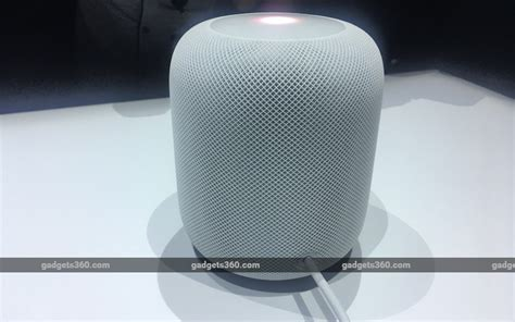 WWDC 2017: Apple Unveils HomePod, Its Siri Powered Smart