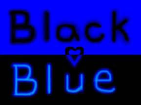 id by loves black and blue on deviantart