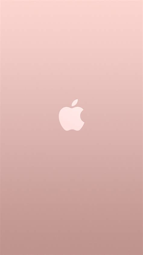 ipad wallpaper rose gold rose gold apple iphone 6s wallpaper hd jpg 1125 215 2001