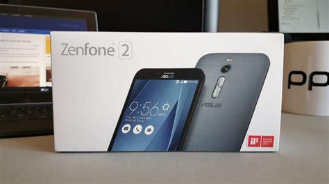 Asus Zenfone 2 unboxing ao asus zenfone 2