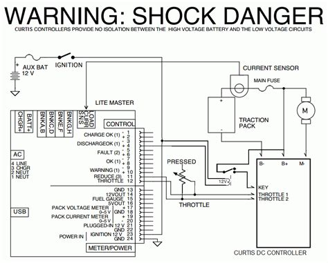 high low voltage wiring diagram high get free image
