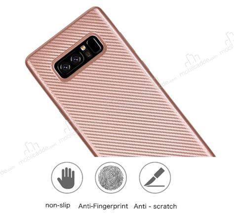 Silikon Ultrathin Samsung Note 2 eiroo carbon thin samsung galaxy note 8 ultra ince siyah silikon kılıf