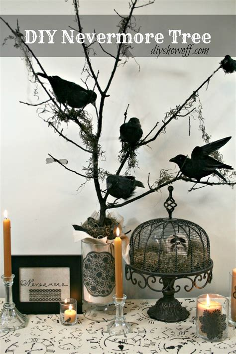 Wall Decorating Ideas For Living Room 12 diy halloween ideasdiy show off diy decorating and