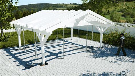 carport konfigurieren fundament f 252 r carport wie tief design carport aus stahl