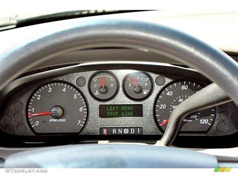 2014 Ford Taurus Interior 2007 Ford Taurus Se Gauges Photo 66134864 Gtcarlot Com