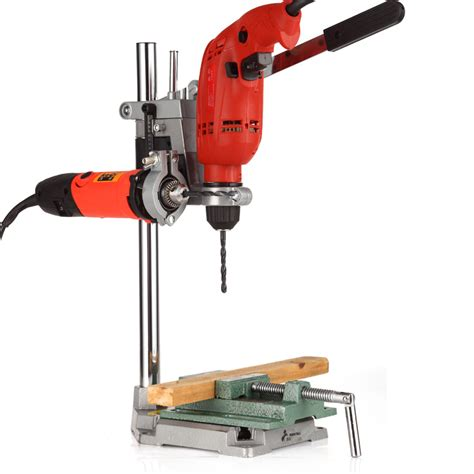 drill bench stand dremel electric drill stand power rotary tools accessories