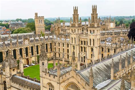 Of Oxford by Study Abroad In Oxford College