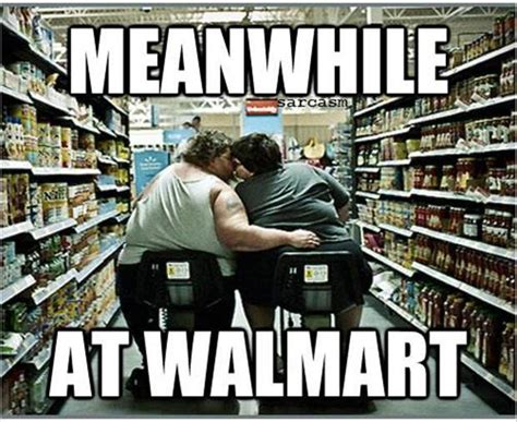 Funny Walmart Memes - husband and wife are shopping in their local walmart