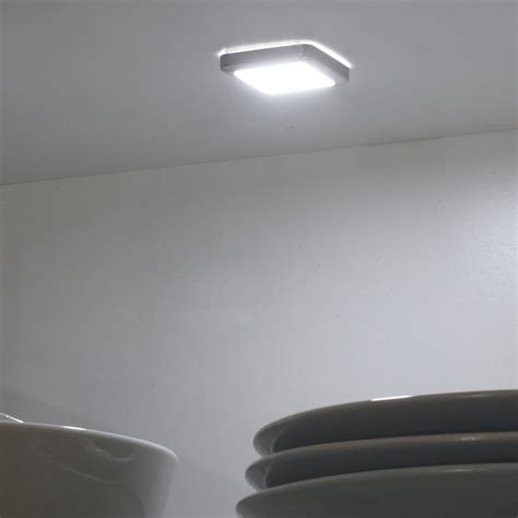 Sirius Square Surface Mounted Led Cabinet Light Lights Next